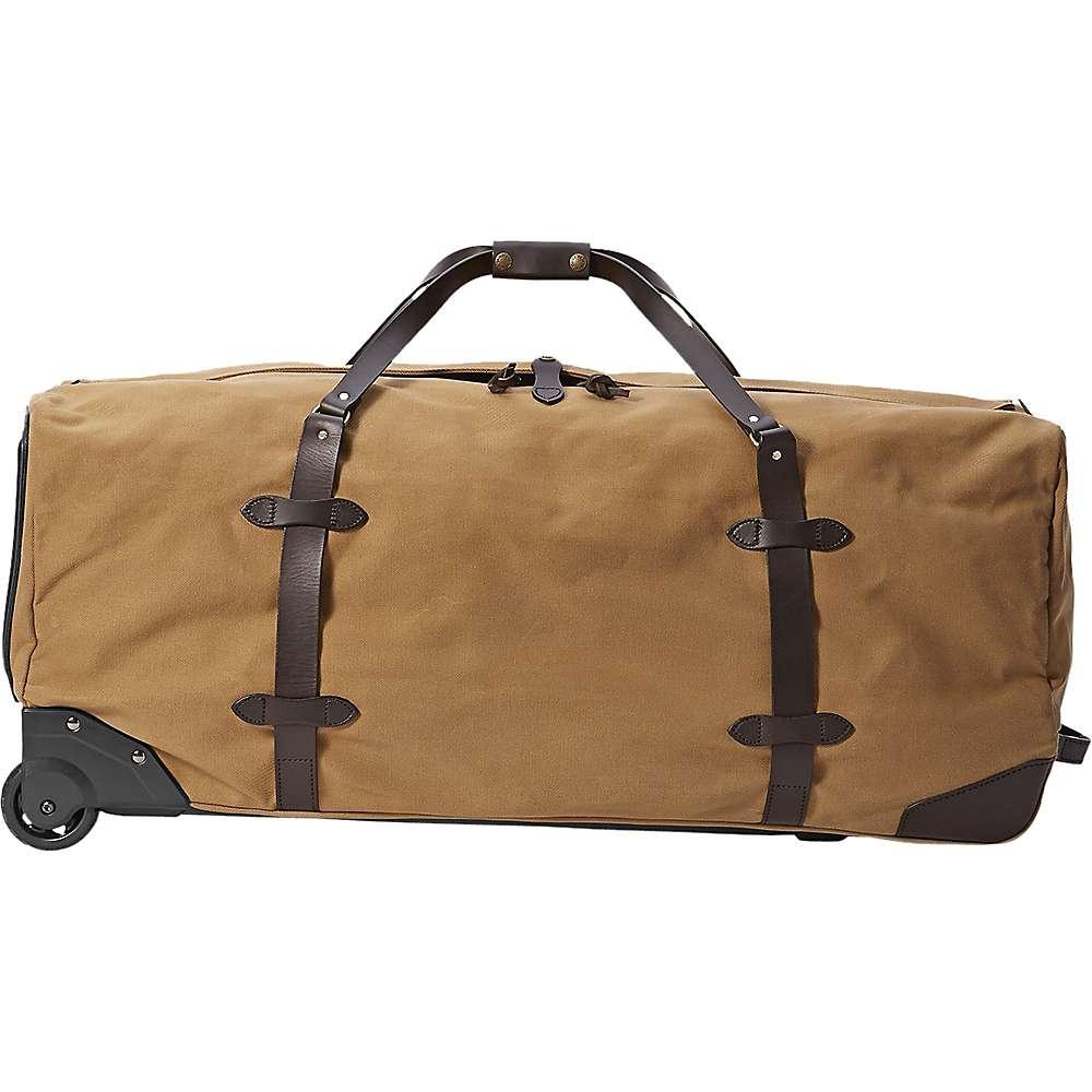 フィルソン ユニセックス バッグ【Filson XL Rolling Duffle Bag】Tan