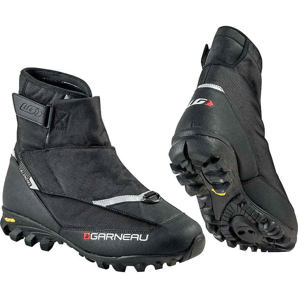 ルイスガーナー メンズ 自転車 シューズ・靴【Louis Garneau Klondike Shoe】Black
