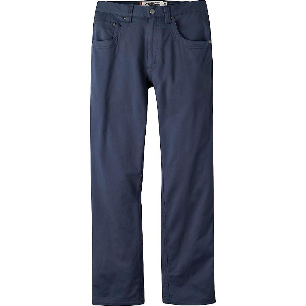 マウンテンカーキス メンズ ハイキング・登山 ボトムス・パンツ【Mountain Khakis Slim Fit Commuter Pant】Navy