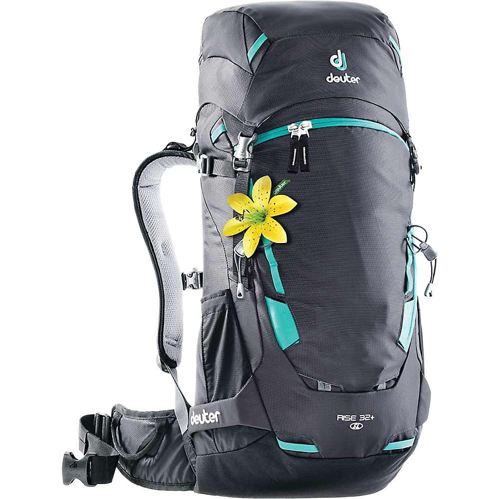 ドイター レディース ハイキング・登山【Deuter Rise 32+ SL Backpack】Graphite / Black