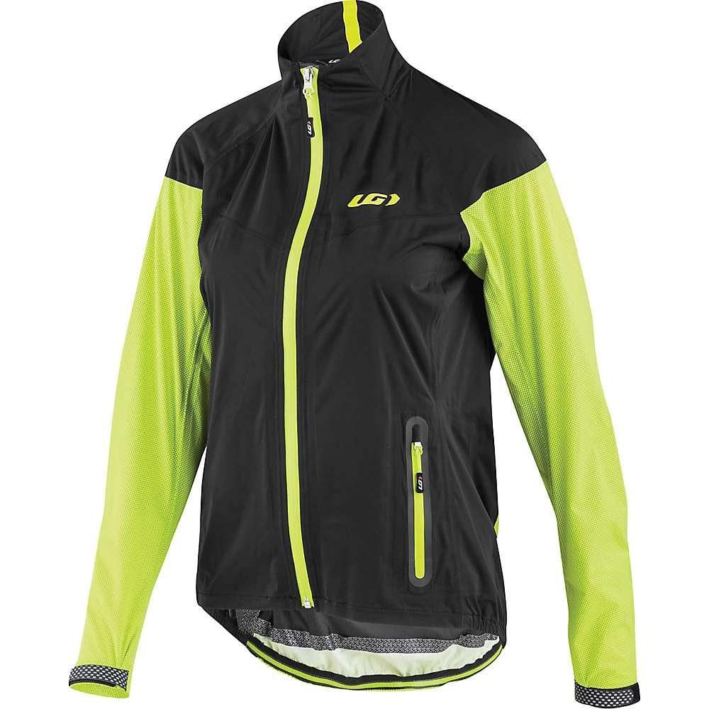 ルイスガーナー レディース 自転車 アウター【Louis Garneau Torrent RTR Jacket】Black / Yellow