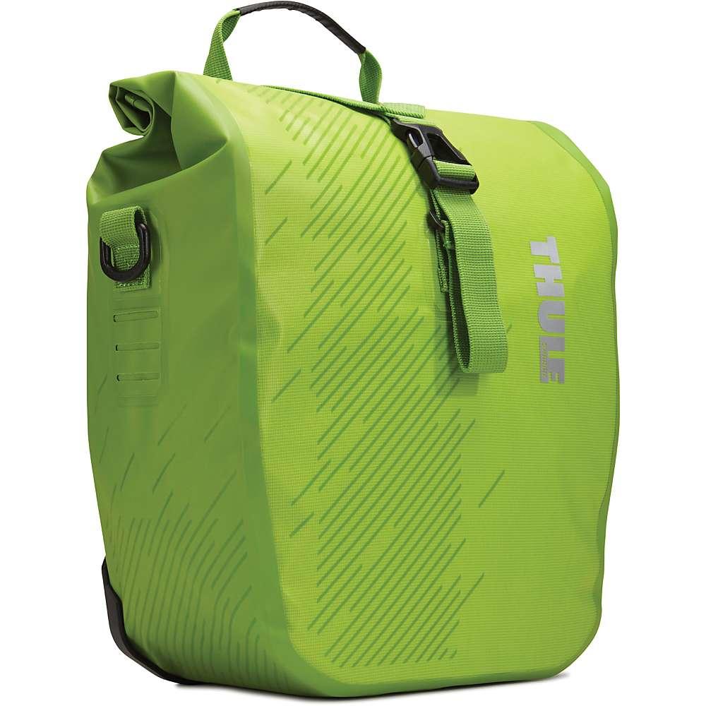 スーリー ユニセックス 自転車【Thule Pack n Pedal Shield Pannier】Chartreuse