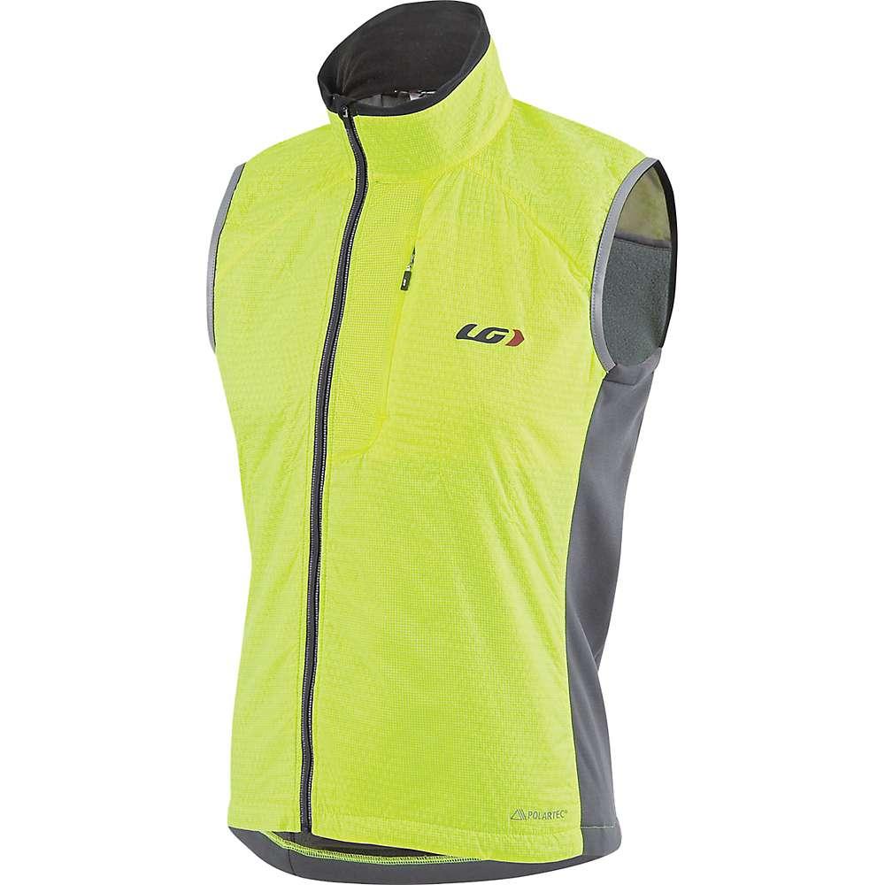 ルイスガーナー メンズ 自転車 トップス【Louis Garneau Alpha Vest】Bright Yellow