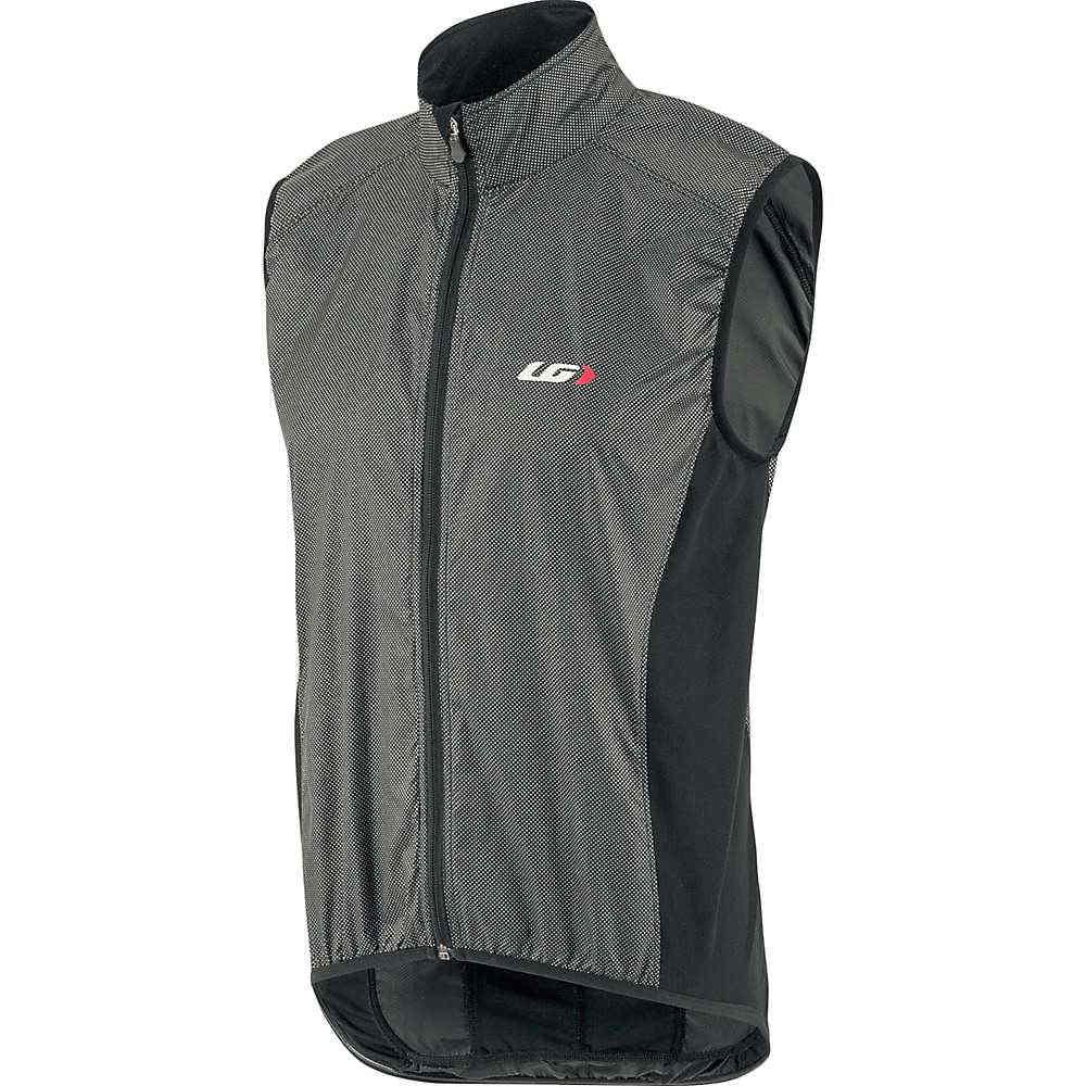 2019年最新海外 ルイスガーナー RTR メンズ Blink 自転車 Garneau トップス【Louis Garneau Blink RTR Vest】Black, キッズベビー用品 パラニーニョ:901adc65 --- konecti.dominiotemporario.com