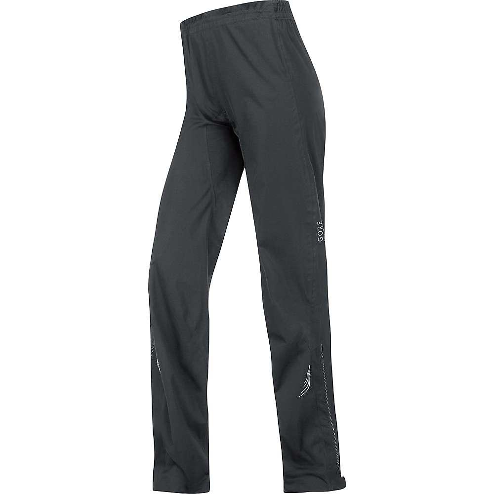 ゴア レディース 自転車 ボトムス・パンツ【Gore Bike Wear Element Lady Gore-Tex Active Shell Pant】Black