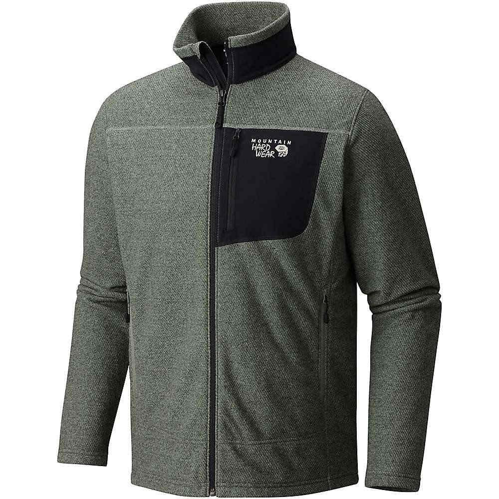 マウンテンハードウェア メンズ ハイキング・登山 アウター【Mountain Hardwear Toasty Twill Jacket】Green Fade