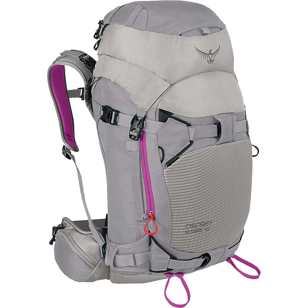 オスプレー レディース ハイキング・登山【Osprey Kresta 40 Pack】Twilight Grey
