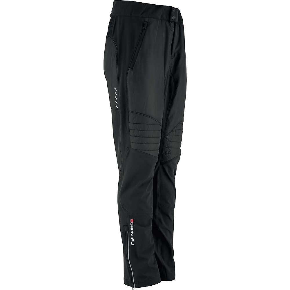 ルイスガーナー メンズ 自転車 ボトムス・パンツ【Louis Garneau Alcove Hybrid Pants】Black