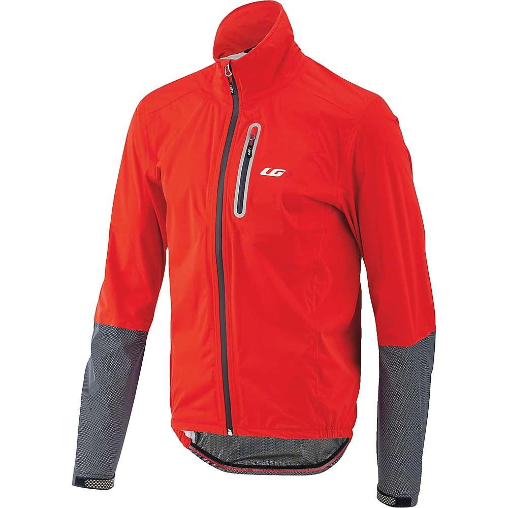 ルイスガーナー メンズ 自転車 アウター【Louis Garneau Torrent RTR Jacket】Red / Navy
