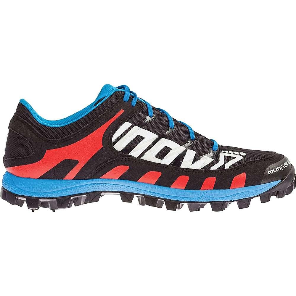 イノヴェイト メンズ ランニング・ウォーキング シューズ・靴【Inov8 Mudlcaw 300 CL Shoe】Black / Blue / Red