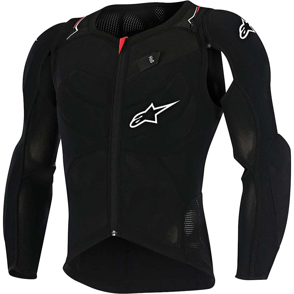 アルパインスターズ メンズ 自転車 アウター【Alpine Stars Evolution LS Jacket】Black / White / Red