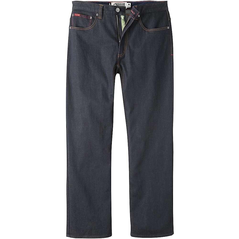 マウンテンカーキス メンズ ハイキング・登山 ボトムス・パンツ【Mountain Khakis 307 Classic Fit Jean】Dark Wash