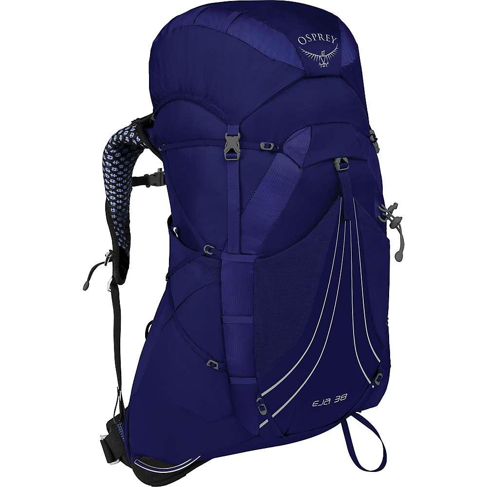 オスプレー レディース ハイキング・登山【Osprey Eja 38 Pack】Equinox Blue