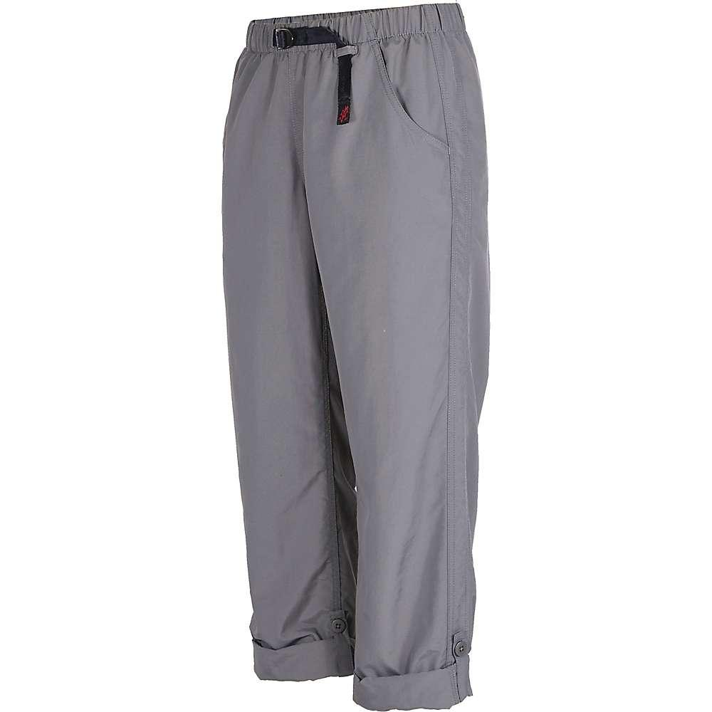グラミチ レディース ハイキング・登山 ボトムス・パンツ【Gramicci Roll Up G Pant】Asphalt Grey