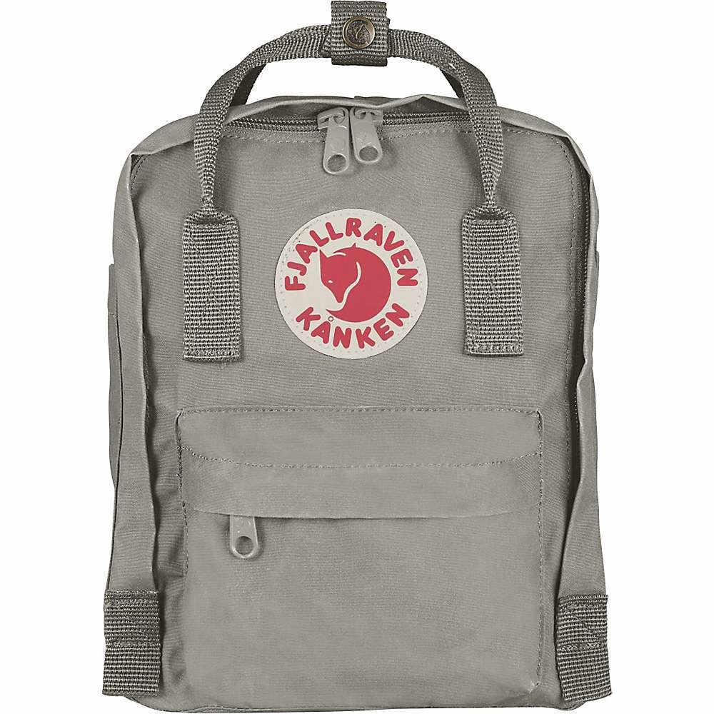 フェールラーベン メンズ ハイキング・登山【Fjallraven Kanken Mini Backpack】Fog
