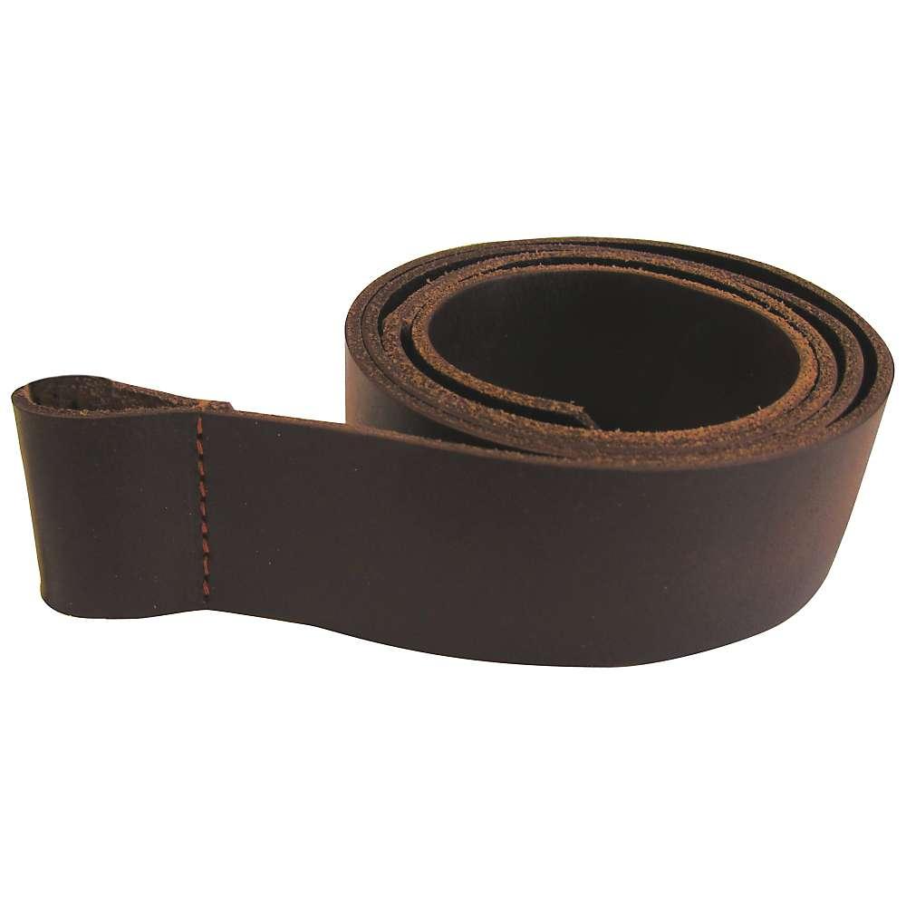 マウンテンカーキス メンズ ハイキング・登山【Mountain Khakis MK Leather Belt】Brown