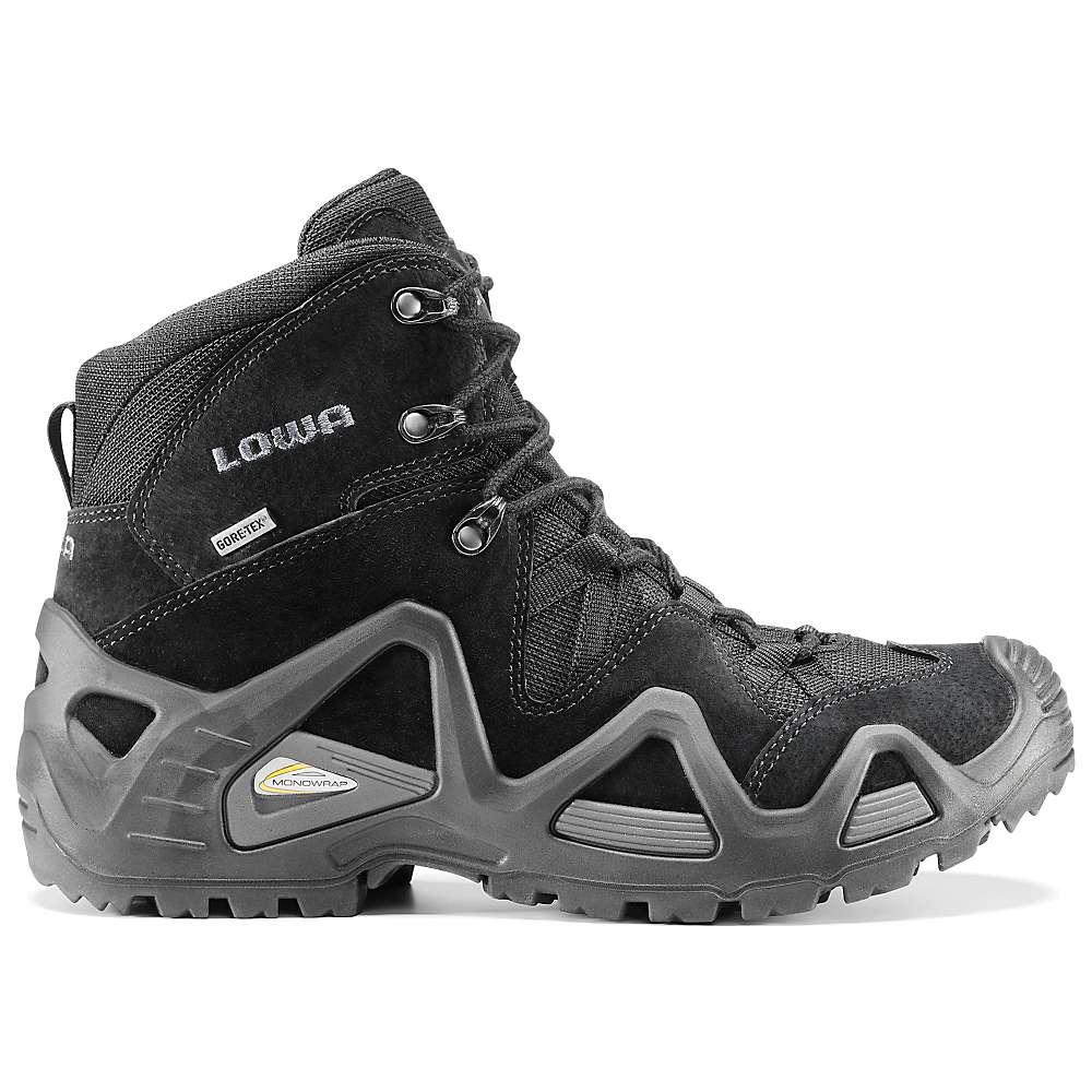 ローバー メンズ ハイキング・登山 シューズ・靴【Lowa Zephyr GTX Mid TF Boot】Black