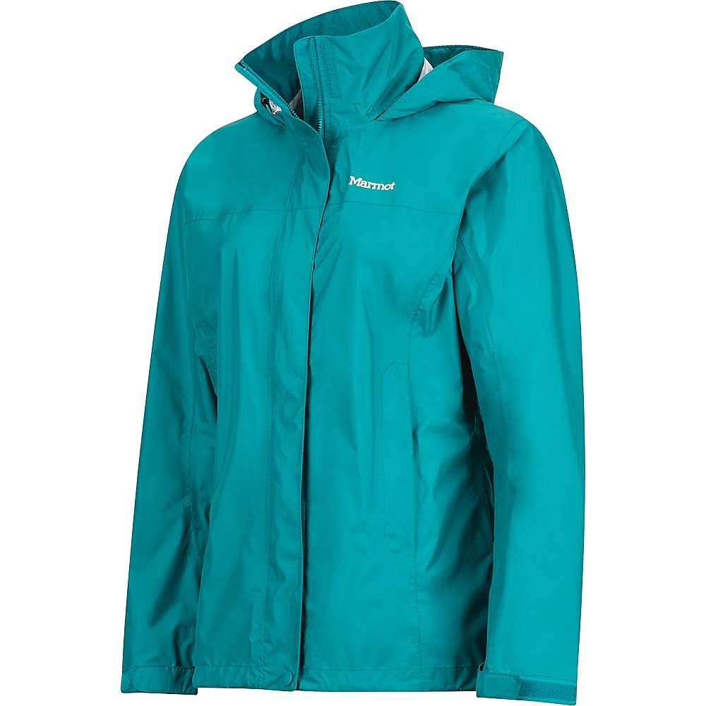 マーモット レディース ハイキング・登山 アウター【Marmot PreCip Jacket】Malachite