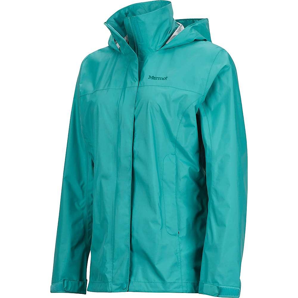 マーモット レディース ハイキング・登山 アウター【Marmot PreCip Jacket】Teal Tide