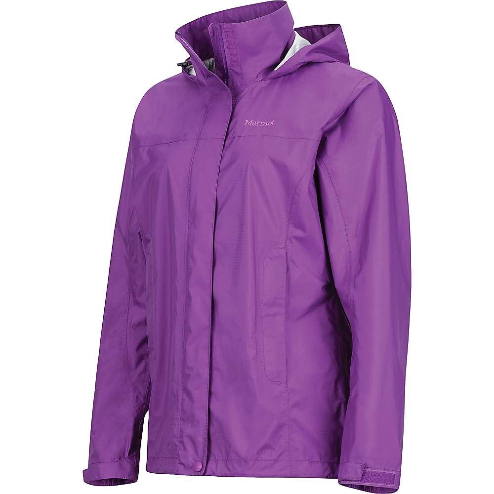 マーモット レディース ハイキング・登山 アウター【Marmot PreCip Jacket】Bright Violet