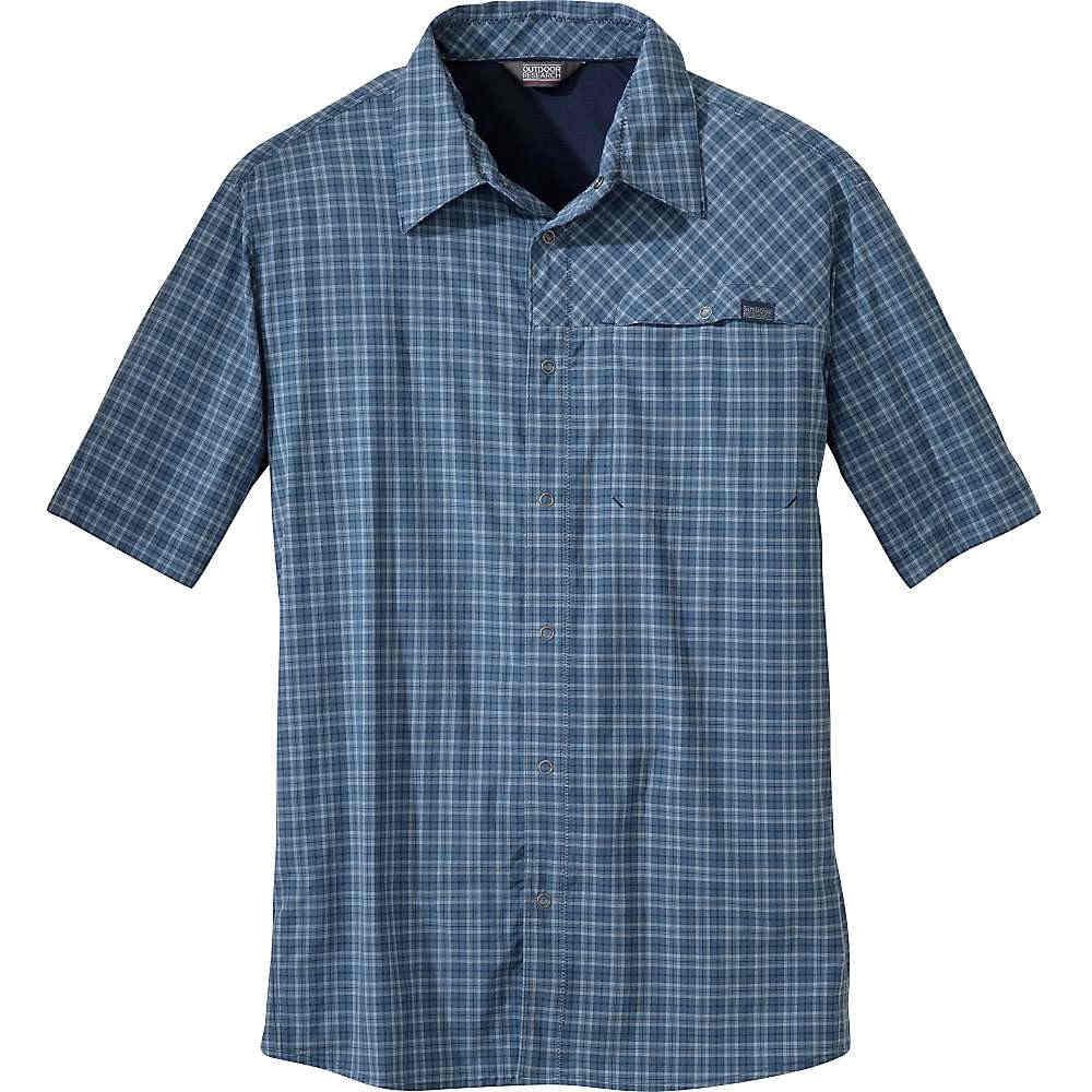 アウトドアリサーチ メンズ ハイキング・登山 トップス【Outdoor Research Astroman S/S Shirt】Dusk