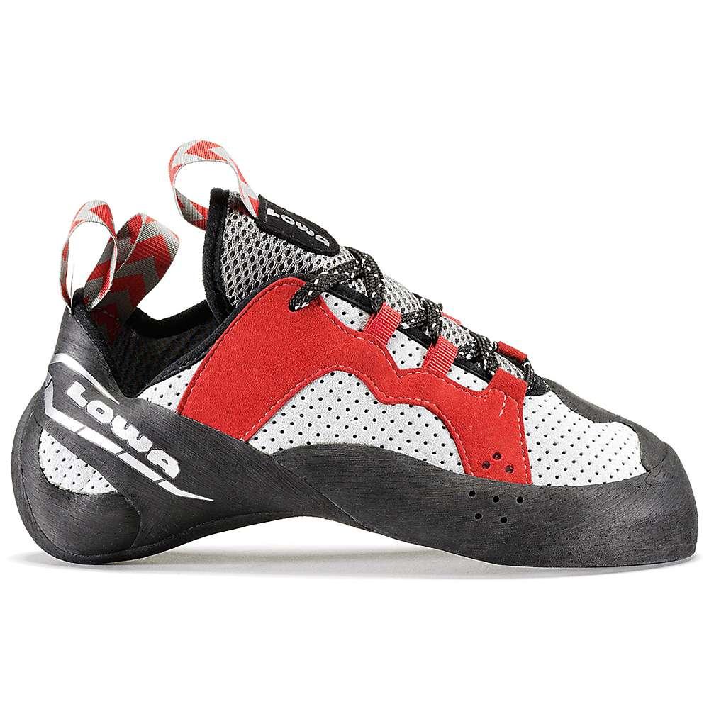 ローバー メンズ クライミング シューズ・靴【Lowa Red Eagle Lace Shoe】Red/Gray
