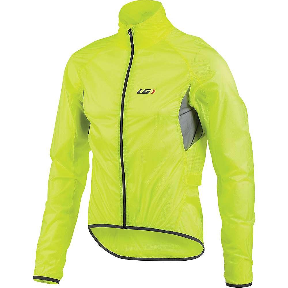 ルイスガーナー メンズ 自転車 アウター【Louis Garneau X-Lite Jacket】Bright Yellow