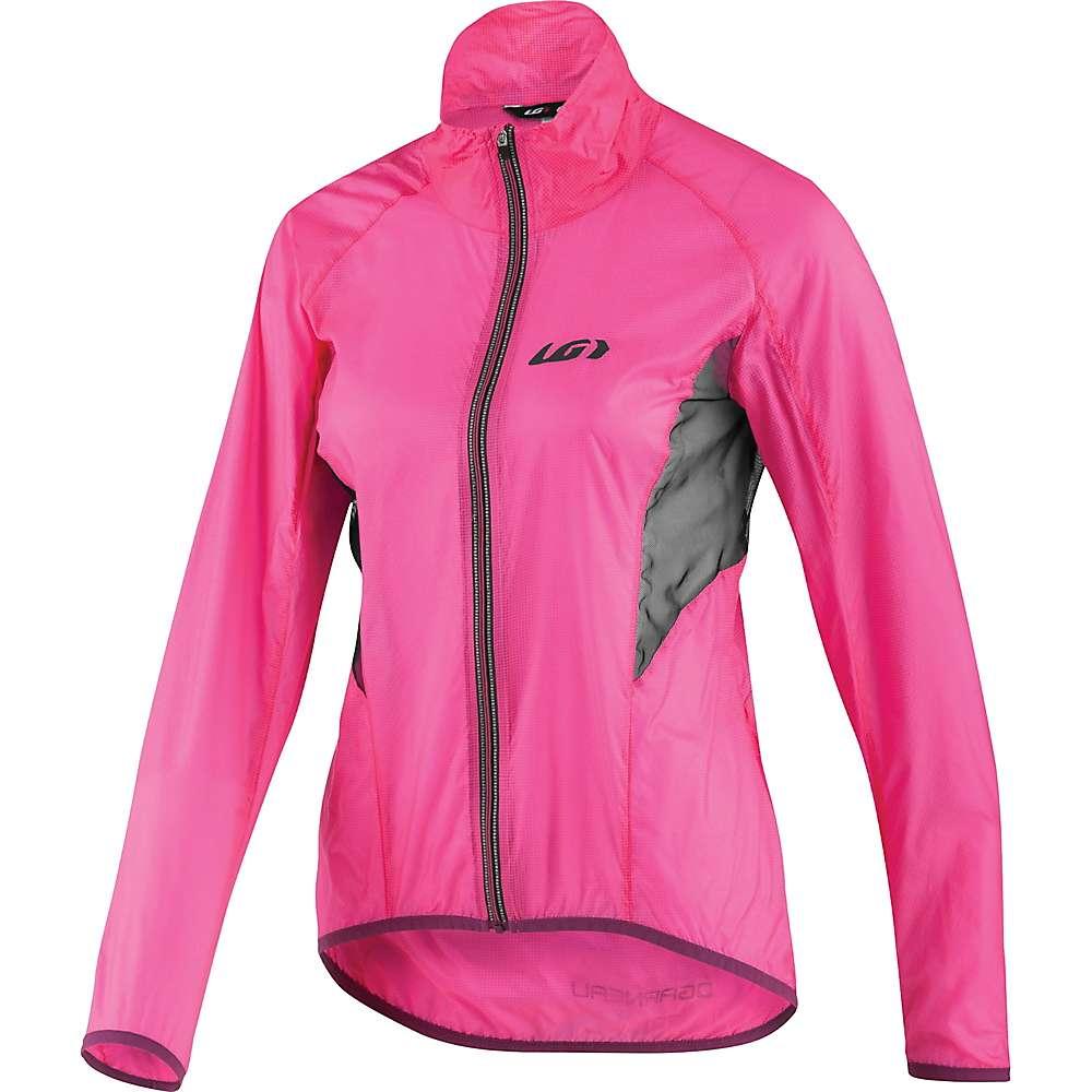 ルイスガーナー レディース 自転車 アウター【Louis Garneau X-Lite Jacket】Pink Glow