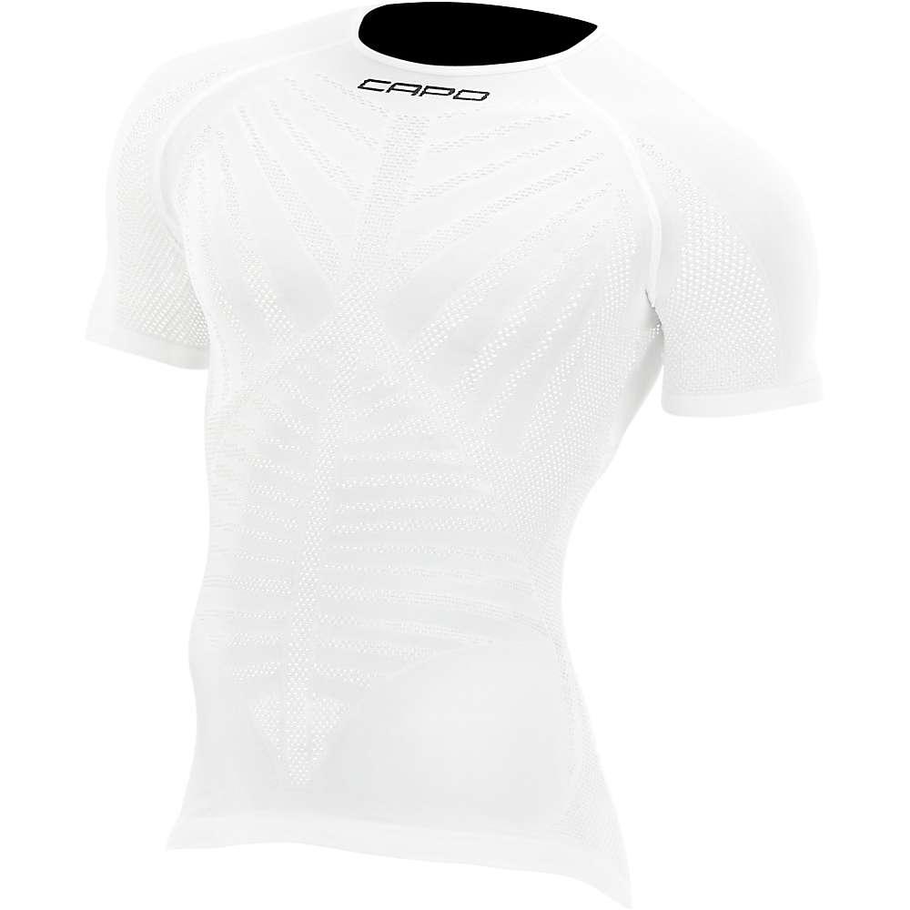 カポ レディース 自転車 ボトムス・パンツ【Capo Torino 3D SS Shirt】White