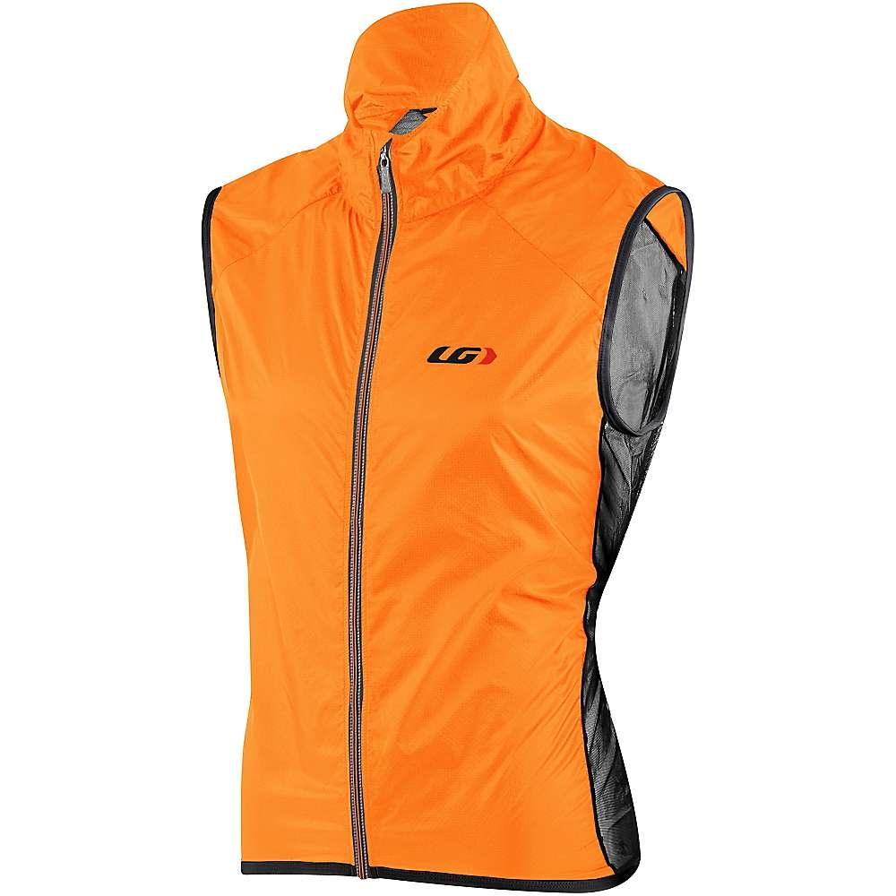 ルイスガーナー メンズ 自転車 トップス【Louis Garneau Speedzone X-Lite Vest】Orange Fluo