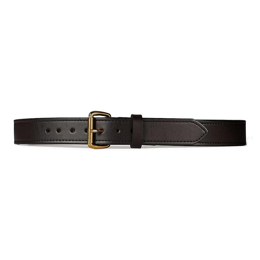 フィルソン メンズ ハイキング・登山【Filson 1 1/2IN Double Belt】Brown