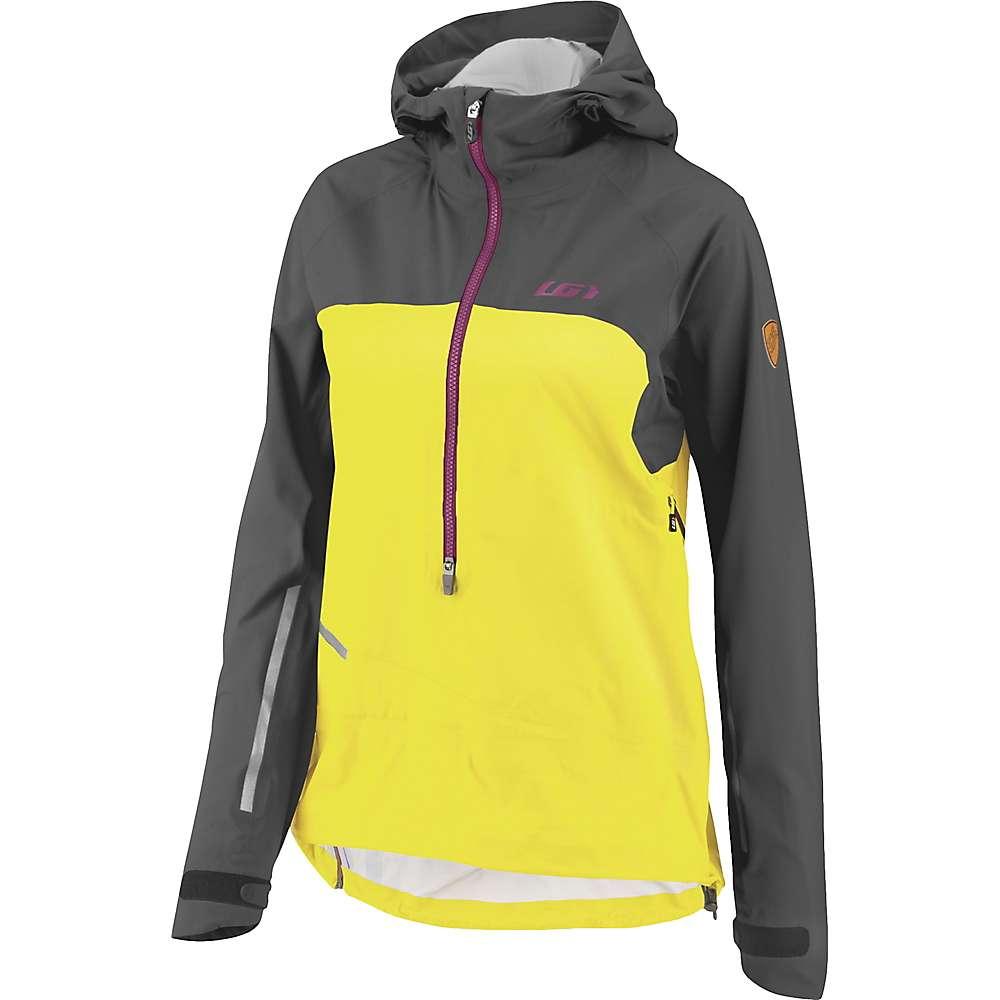 ルイスガーナー レディース 自転車 アウター【Louis Garneau 4 Seasons Hoodie Jacket】Grey / Yellow