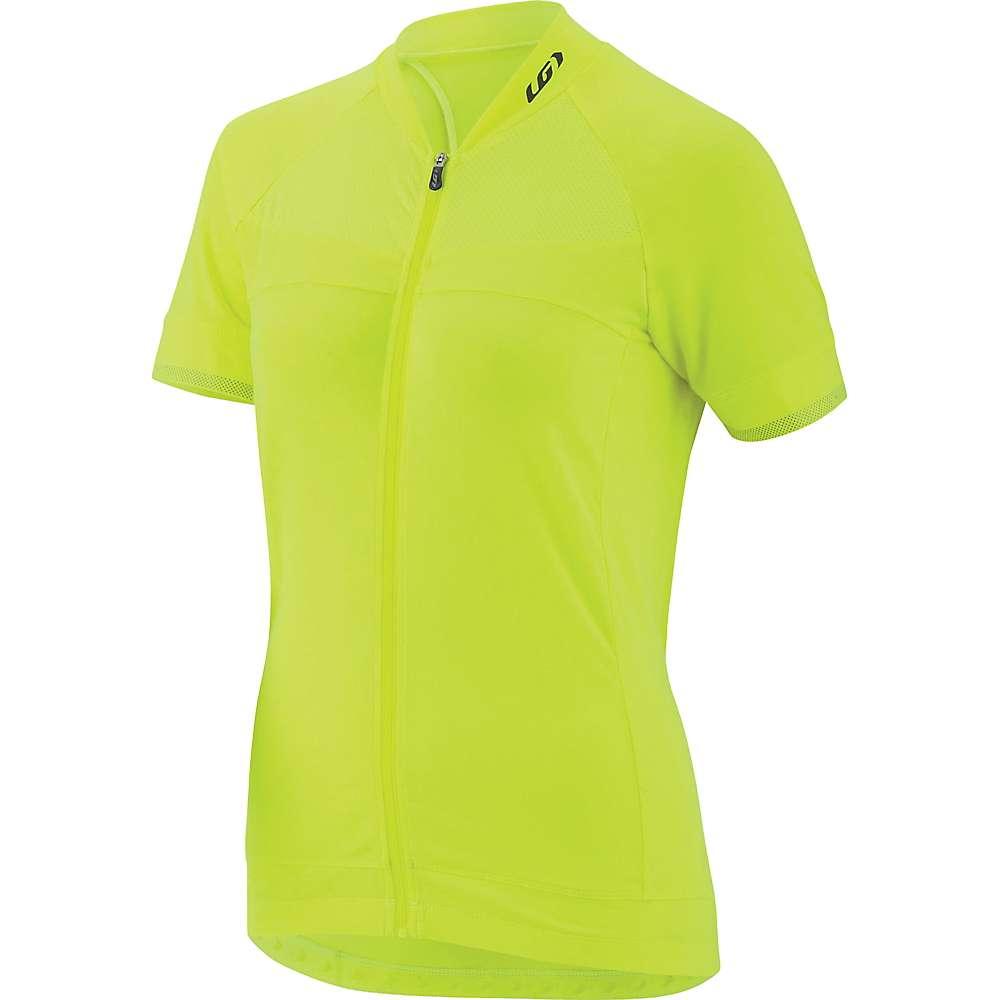 ルイスガーナー レディース 自転車 トップス【Louis Garneau Beeze 2 Jersey】Bright Yellow