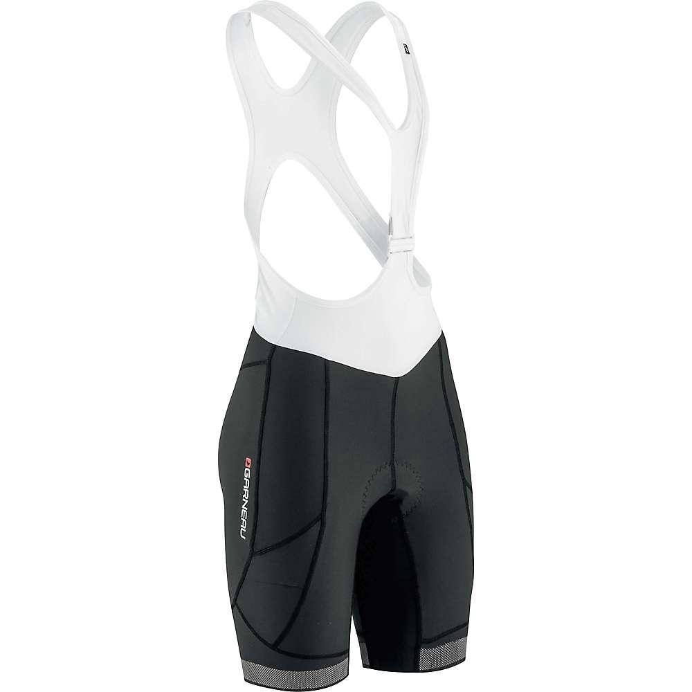 ルイスガーナー レディース 自転車 ボトムス・パンツ【Louis Garneau CB Neo Power RTR Bib Short】Black / White