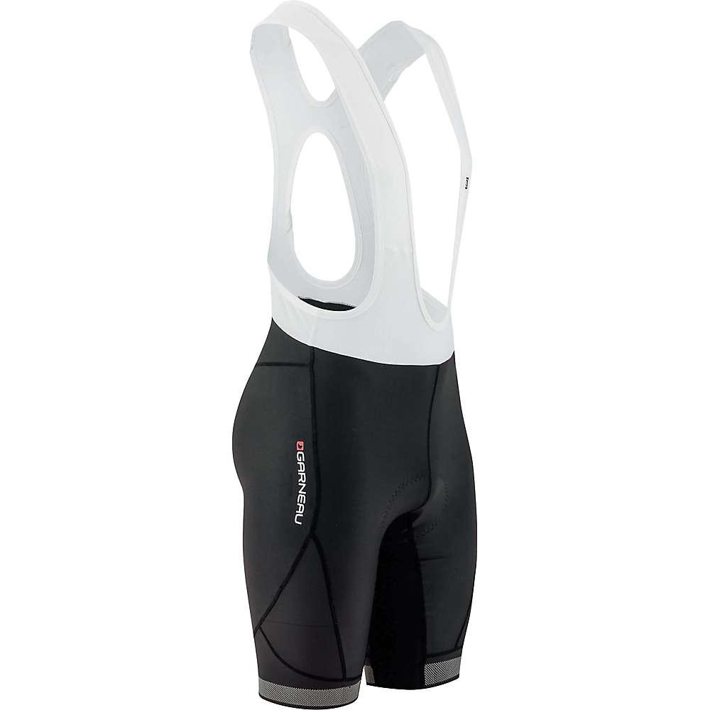 ルイスガーナー メンズ 自転車 ボトムス・パンツ【Louis Garneau CB Neo Power RTR Bib Short】Black / White