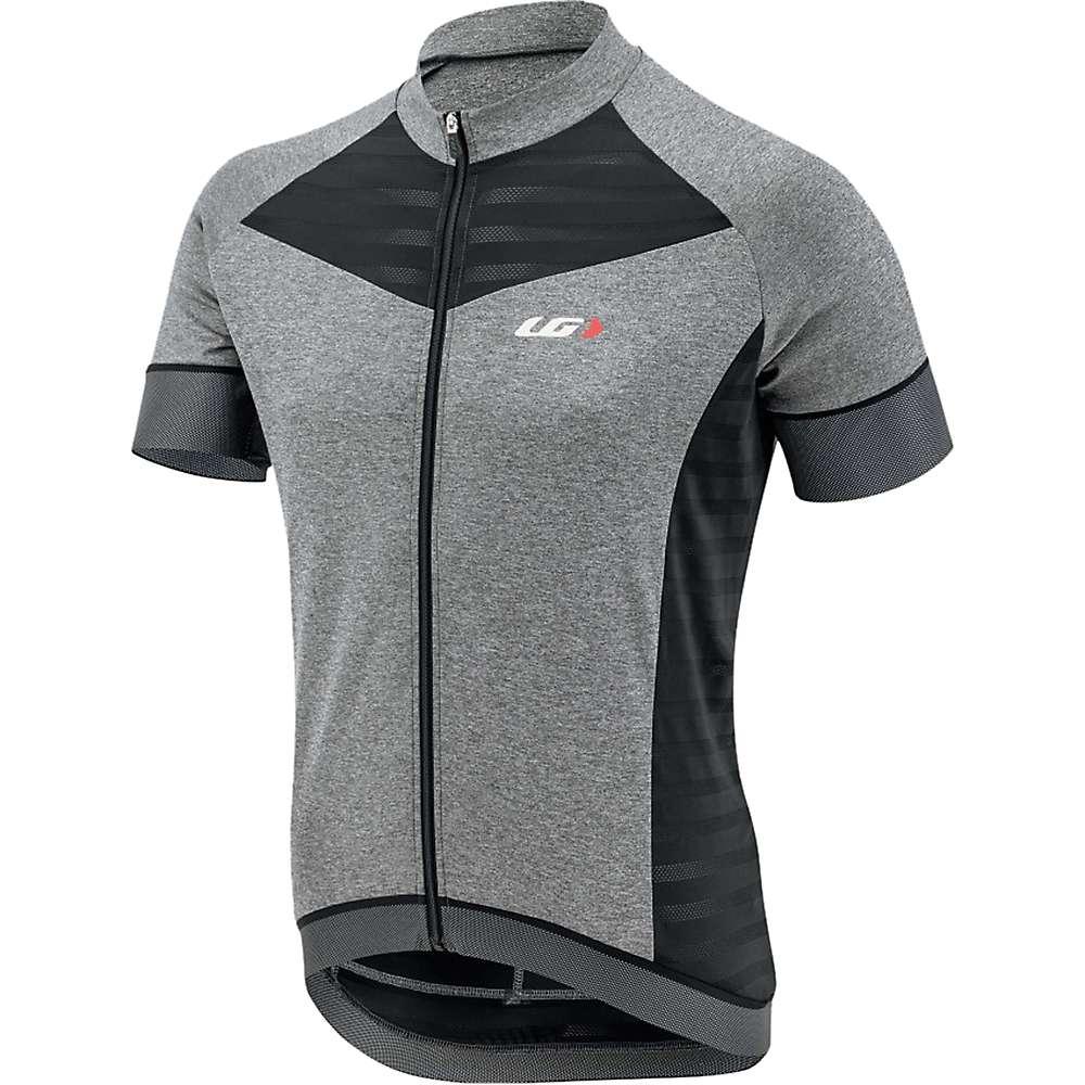 ルイスガーナー メンズ 自転車 トップス【Louis Garneau Icefit 2 Jersey】Black / Grey