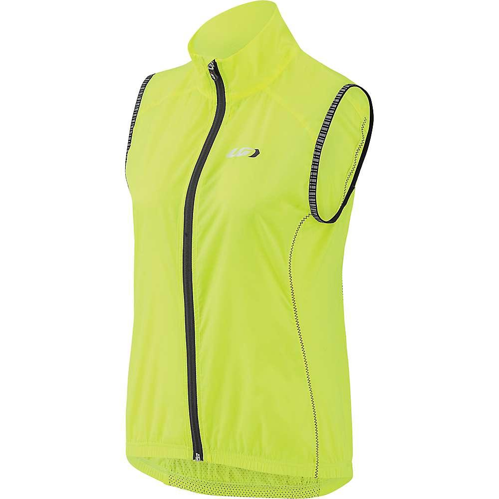 ルイスガーナー レディース 自転車 トップス【Louis Garneau Nova 2 Vest】Bright Yellow