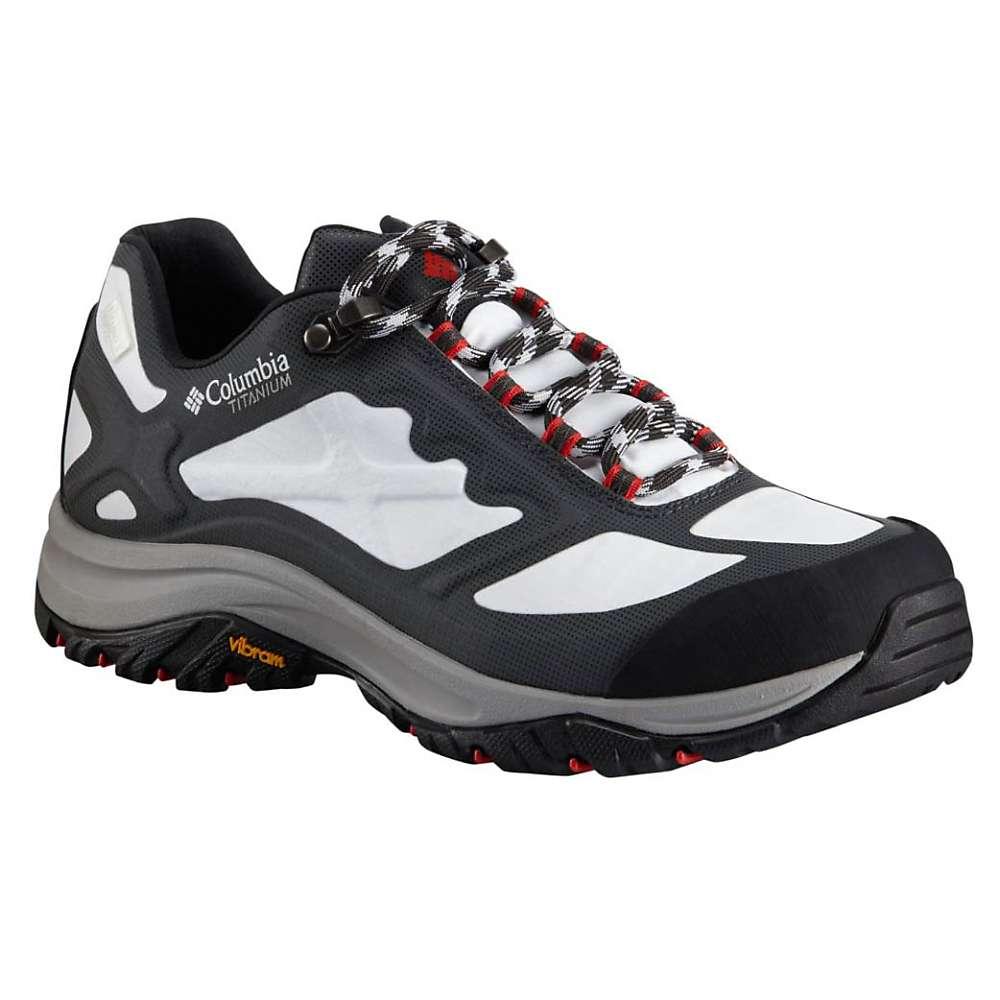 コロンビア レディース ハイキング・登山 シューズ・靴【Columbia Terrebonne Outdry Extreme Shoe】White / Super Sonic