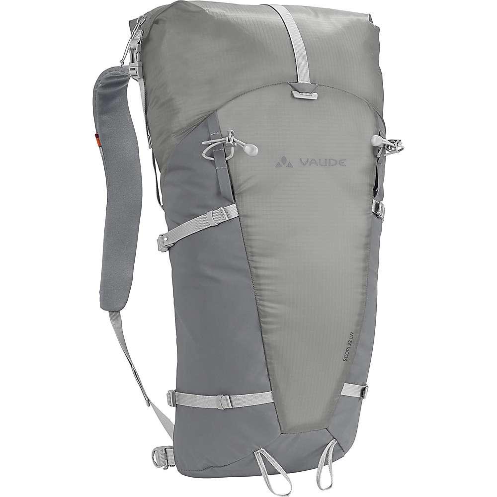 ファウデ ユニセックス ハイキング・登山【Vaude Scopi 22 LW Backpack】Pebbles