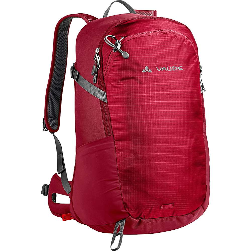 ファウデ ユニセックス ハイキング・登山【Vaude Wizard 18+4 Backpack】Red