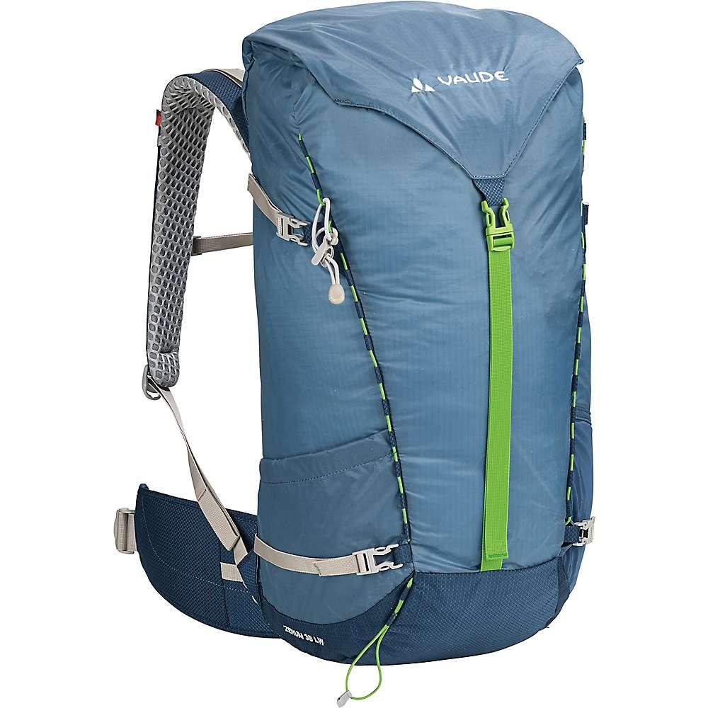 ファウデ ユニセックス ハイキング・登山【Vaude Zerum 38 LW Backpack】Foggy Blue