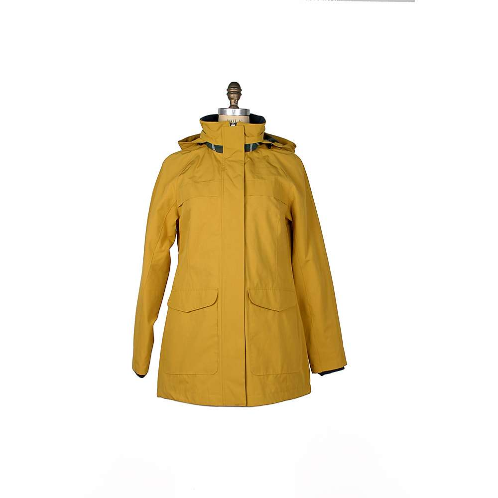 ペンドルトン レディース アウター レインコート【Pendleton Carmel Jacket】Golden Rod