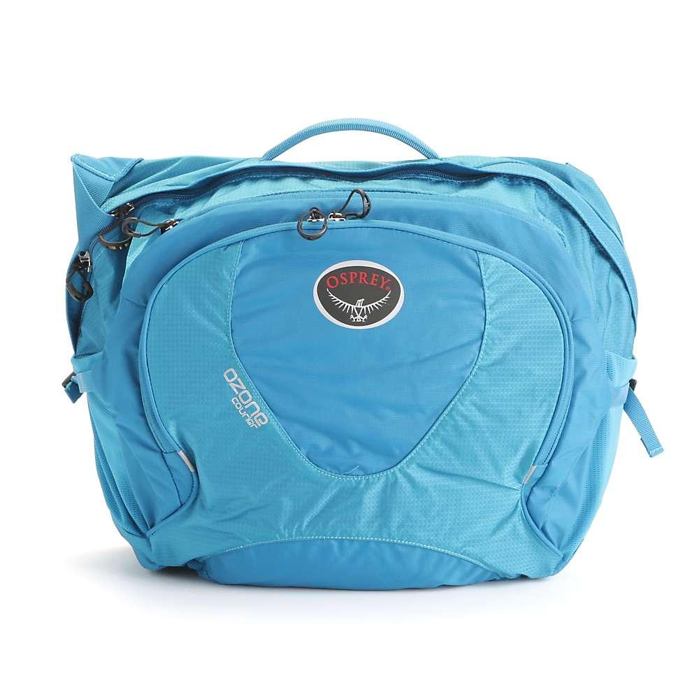 オスプレー メンズ バッグ【Osprey Ozone Courier Bag】Summit Blue