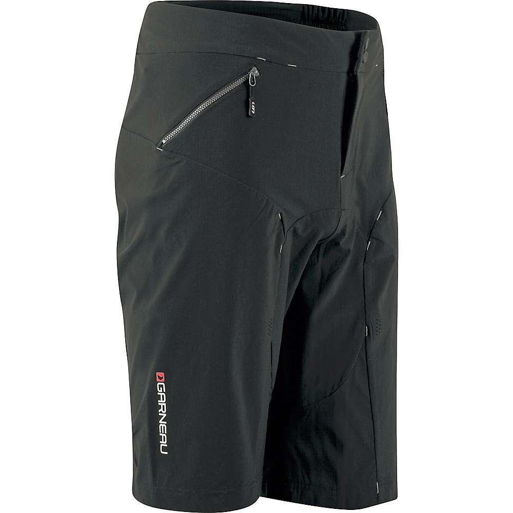 ルイスガーナー メンズ 自転車 ボトムス・パンツ【Louis Garneau Stream Techfit MTB Shorts】Black