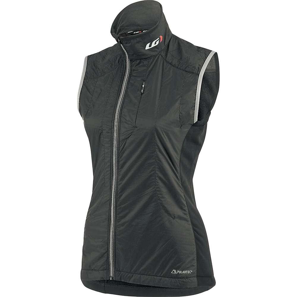 ルイスガーナー レディース 自転車 トップス【Louis Garneau Alpha Vest】Black