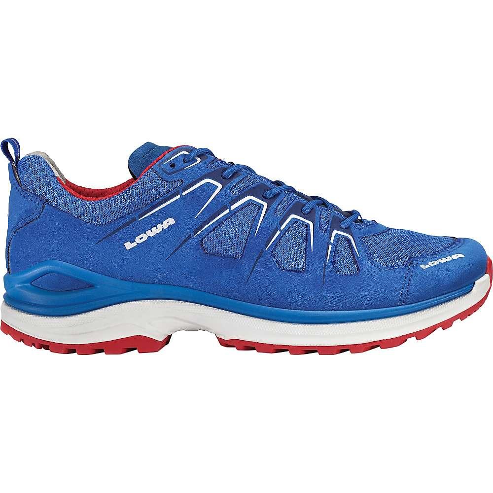 ローバー メンズ ハイキング・登山 シューズ・靴【Lowa Innox Evo Lo Shoe】Blue / Red