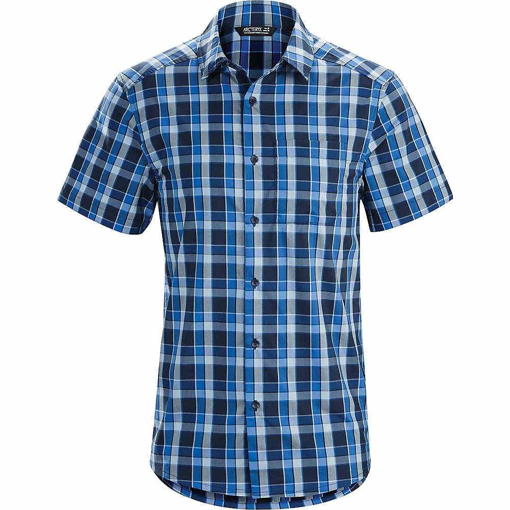アークテリクス メンズ ハイキング・登山 トップス【Arcteryx Brohm SS Shirt】Adrift