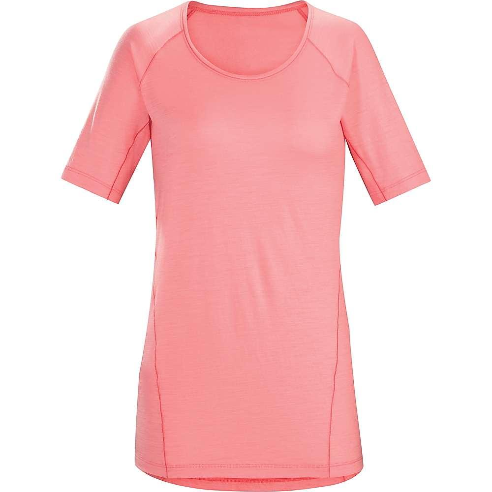 アークテリクス レディース ハイキング・登山 トップス【Arcteryx Lana SS Top】Lamium Pink
