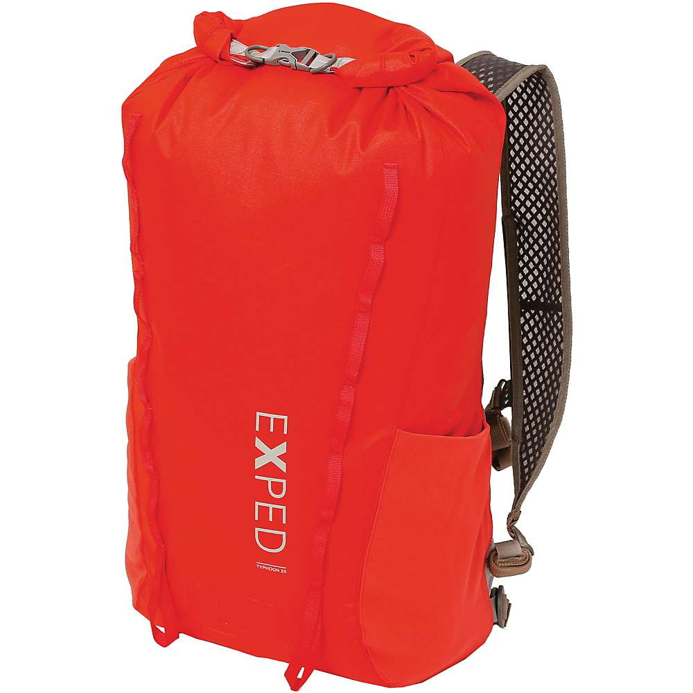 エクスペド メンズ ハイキング・登山【Exped Typhoon 25 Pack】Red