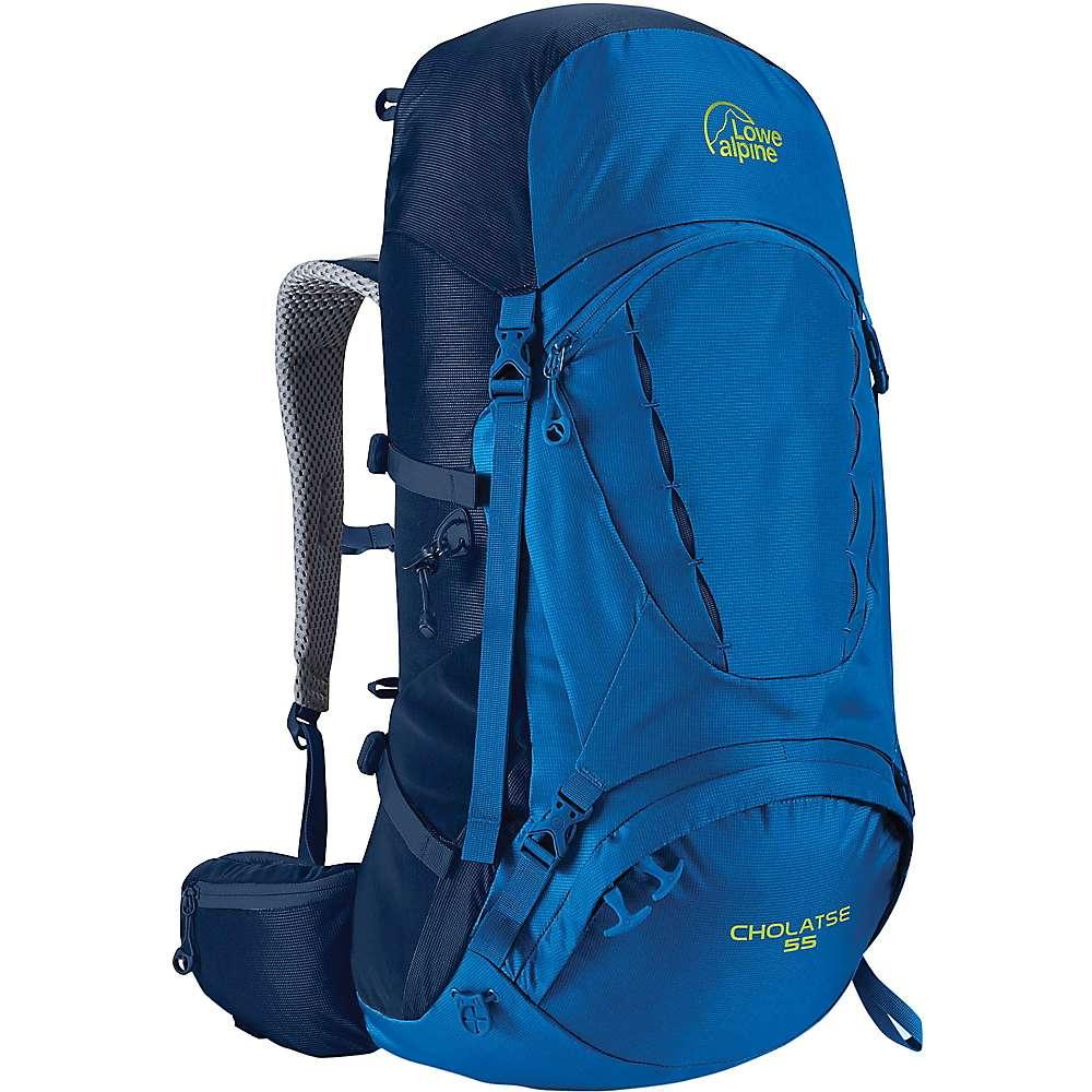 ロエアルピン ユニセックス ハイキング・登山【Lowe Alpine Cholatse 55 Pack】Giro / Blue Print
